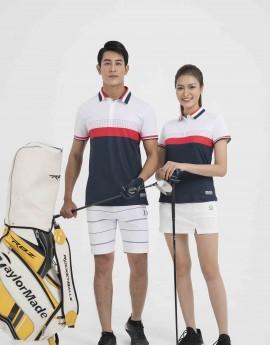 Quần thể thao Golf nam MSC-996-01 Trắng