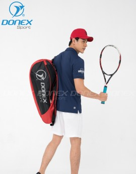 Túi đựng vợt BT-1001 Đen phối đỏ