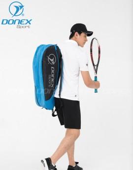 Túi đựng vợt BT-1001 Đen phối xanh copan